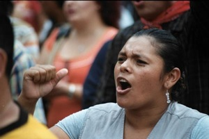 Women´s rights in Honduras